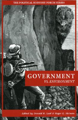 Image for Government vs. Environment (The Political Economy Forum)
