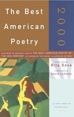Image for The Best American poetry, 2000