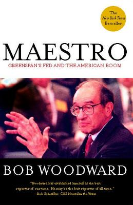 Image for Maestro: Greenspan's Fed and the American Boom (Greenspan, Alan)