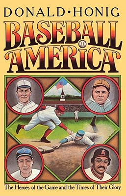Baseball America, Honig, Donald