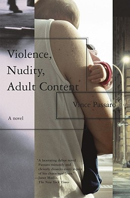 Image for VIOLENCE  NUDITY  ADULT CONTENT : A NOVE