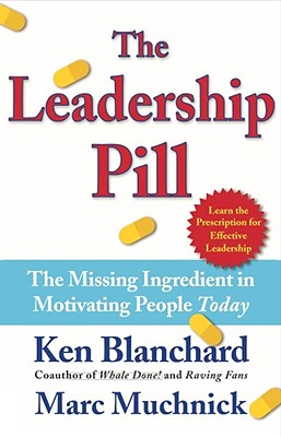 Image for LEADERSHIP PILL