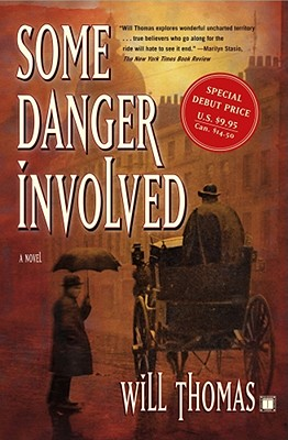Some Danger Involved: A Novel (Barker & Llewelyn), Thomas, Will