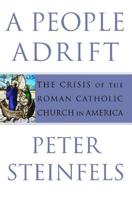 Image for A People Adrift: The Crisis of the Roman Catholic Church in America
