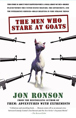 The Men Who Stare at Goats, RONSON, Jon