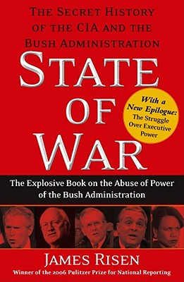 Image for State of War The Secret History of the CIA and the Bush Administration