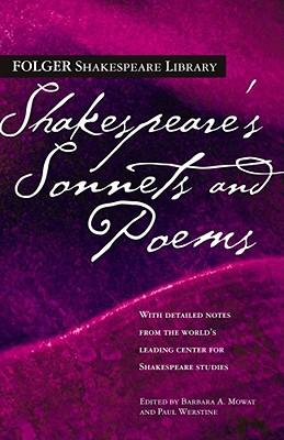 Image for Shakespeare's Sonnets & Poems (Folger Shakespeare Library)