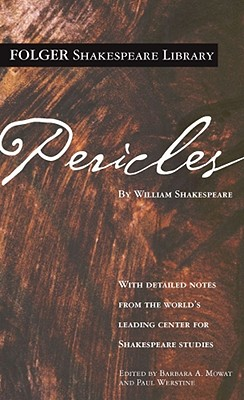 Image for Pericles (Folger Shakespeare Library)