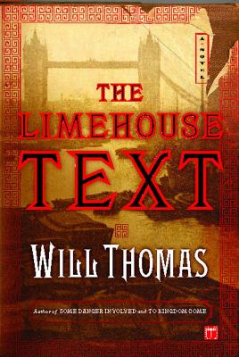 Image for The Limehouse Text: A Novel