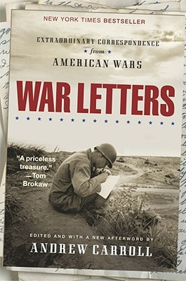 Image for WAR LETTERS
