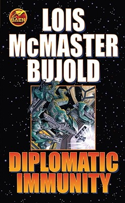 Image for Diplomatic Immunity (Miles Vorkosigan Adventures)