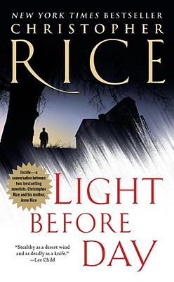 Light Before Day, Rice, Christopher
