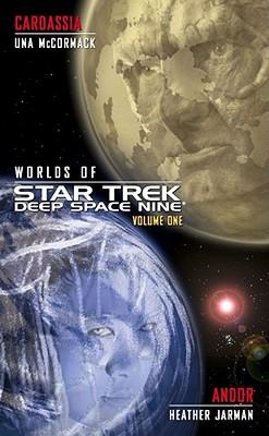"Star Trek: Deep Space Nine: Worlds of Deep Space Nine #1: Cardassia and Andor, ""McCormack, Una, Jarman, Heather"""