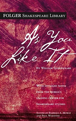 Image for As You Like It (Folger Shakespeare Library)
