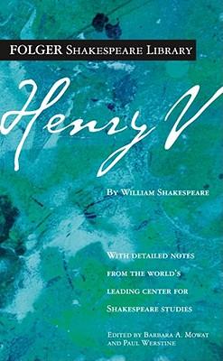 Image for Henry V (Folger Shakespeare Library)