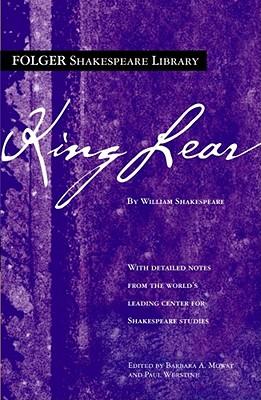 Image for King Lear (Folger Shakespeare Library)