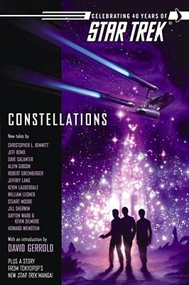 Image for CONSTELLATIONS STAR TREK
