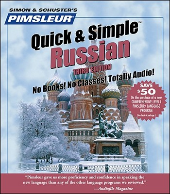 Russian, Q&S: Learn to Speak and Understand Russian with Pimsleur Language Programs (Quick & Simple), Paul Pimsleur