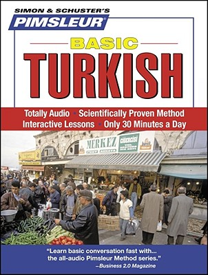Image for Pimsleur Basic Turkish (5 CDs)