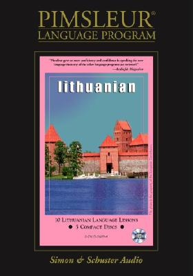 Image for Lithuanian: Pimsleur Language Program