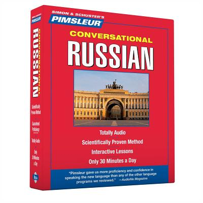 Pimsleur Russian Conversational Course - Level 1 Lessons 1-16 CD: Learn to Speak and Understand Russian with Pimsleur Language Programs, Pimsleur