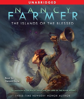 Image for The Islands of the Blessed (Sea of Trolls Trilogy)