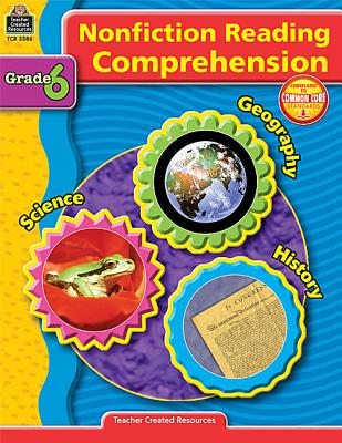 Nonfiction Reading Comprehension Grade 6, Housel, Debra