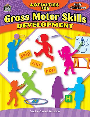 Image for Activities for Gross Motor Skills Development Early Childhood