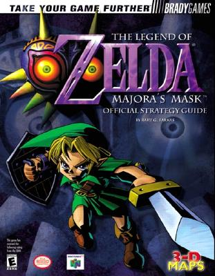 Image for Legend of Zelda: Majora's Mask Official Strategy Guide (The Legend of Zelda Series)