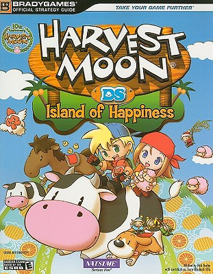 Image for Harvest Moon: Island of Happiness Official Strategy Guide (Bradygames Strategy Guides)