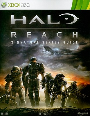 Image for Halo: Reach Signature Series Guide (Official Strategy Guides (Bradygames))