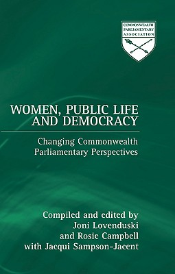 Image for Women, Public Life and Democracy (Commonwealth Parliamentary Association)