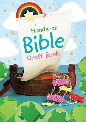 Image for Hands-On Bible Craft Book