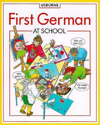 Image for First German at School