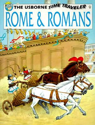 Image for Rome and Romans (Usborne Time Traveler)