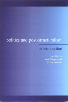 Image for Politics and Post-Structuralism: An Introduction