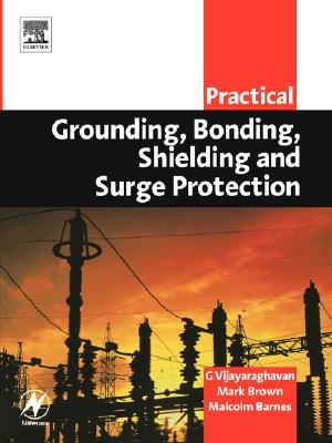 Practical Grounding, Bonding, Shielding and Surge Protection (Practical Professional), G Vijayaraghavan; Mark Brown; Malcolm Barnes