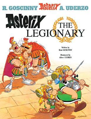 Asterix the Legionary, Goscinny, Rene