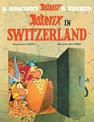 Asterix in Switzerland: Album #16 (Asterix (Orion Paperback)) (No. 16), Goscinny, Rene; Uderzo, Albert [Illustrator]