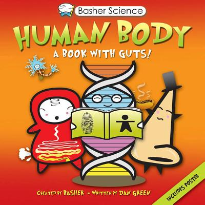 Image for Basher Science: Human Body: A Book with Guts!