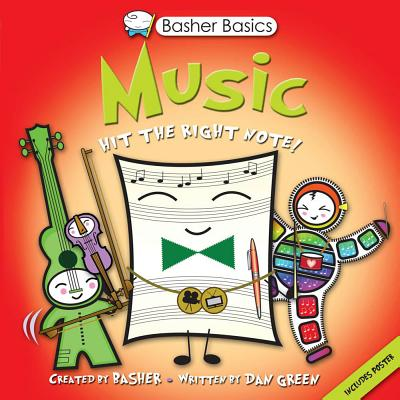 Image for Basher Basics: Music