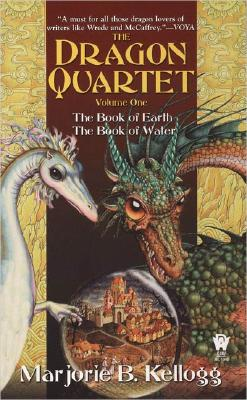 Image for Dragon Quartet 1 : The Book of Earth, The book of Water