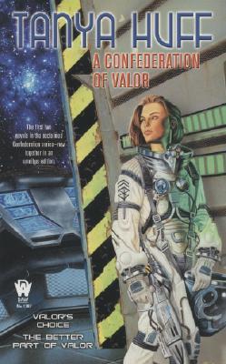 A Confederation of Valor (omnibus), Tanya Huff