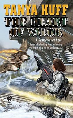 Image for The Heart of Valor: A Confederation Novel (Valor Novel)