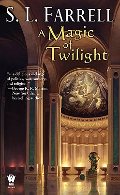 Image for A Magic of Twilight: Book One of the Nessantico Cycle