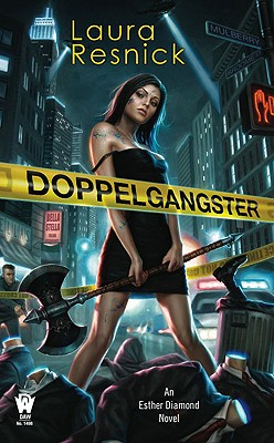 Doppelgangster (Esther Diamond Novel), Laura Resnick