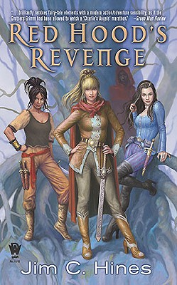 Image for Red Hood's Revenge (PRINCESS NOVELS)