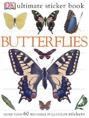 Ultimate Sticker Book: Butterflies (Ultimate Sticker Books), DK Publishing