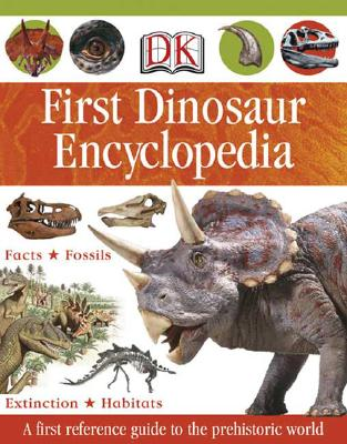 Image for First Dinosaur Encyclopedia