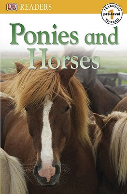 Image for Ponies and Horses (DK READERS)